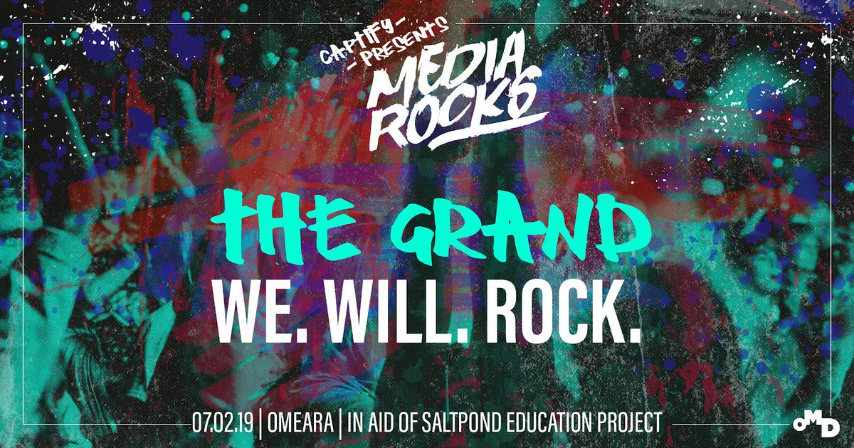 @OMDFrance participera à la finale de Media Rocks organisé par Captify en février à Londres 🎸🏆  Soutenez-nous ! @TheGrand@Captify@Omeara https://t.co/oSDSrIlpiQ