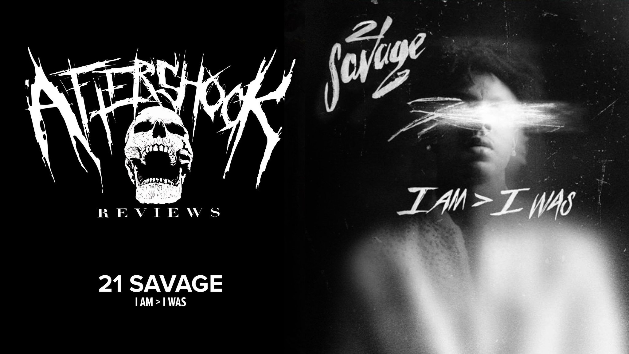 nic rattlehead on twitter oh it s time 21 savage 21savage review for his new album i am i was is dropping this friday on aftershock reviews aftershockrevi2 heck yes 21savage twitter