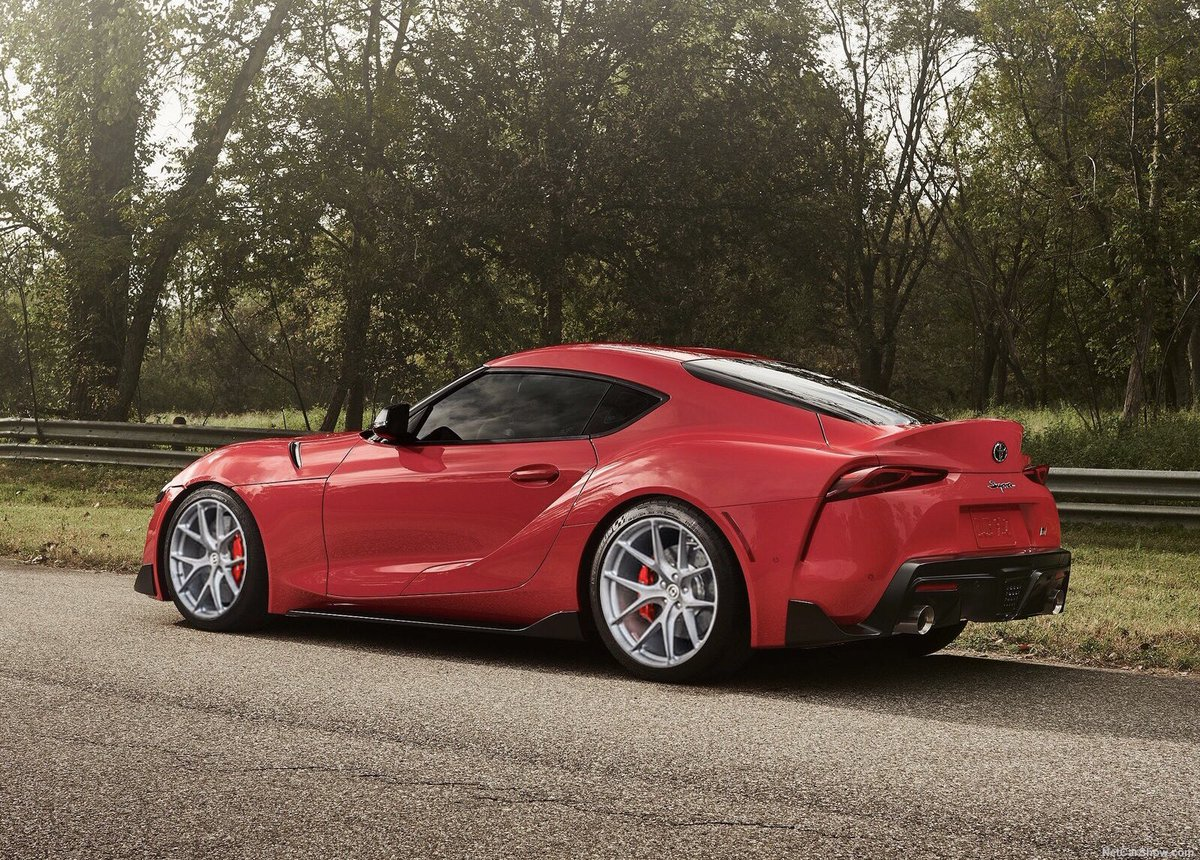 So how's this? #Supra #NAIAS @Toyota  #HRE