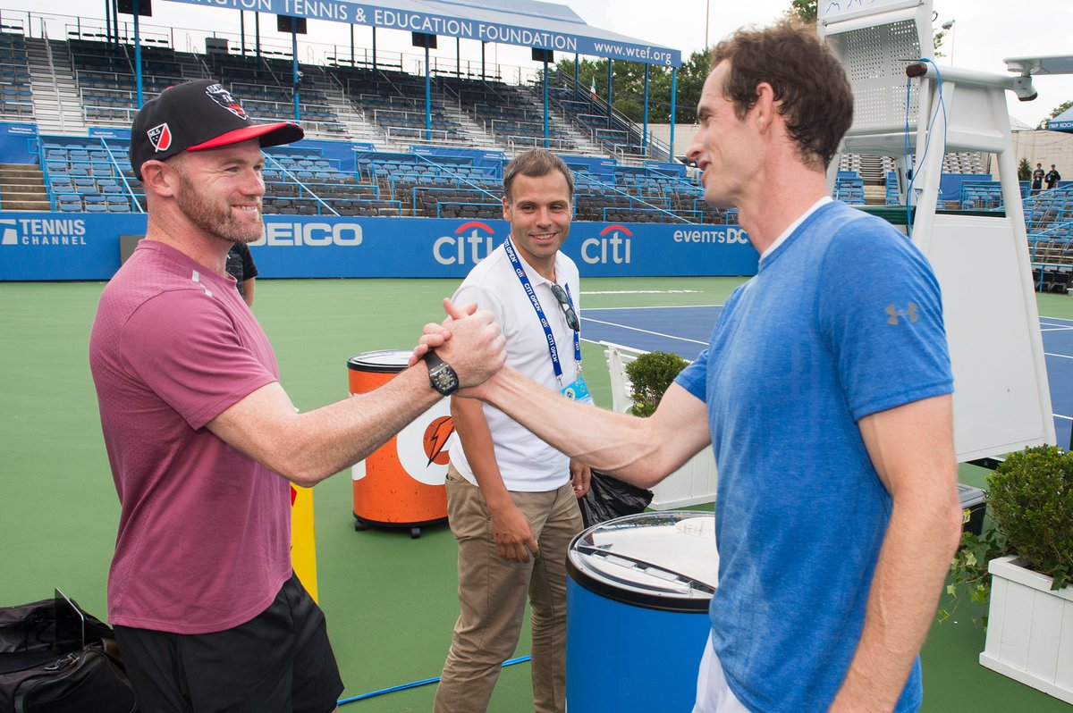 Another brilliant performance from @andy_murray today. Last game or not he's had an unbelievable career and is a true legend of the sport. Lucky enough to see him win at Wimbledon. Wishing you all the best on whatever you go on to do mate  <br>http://pic.twitter.com/TyoZ84xCj4