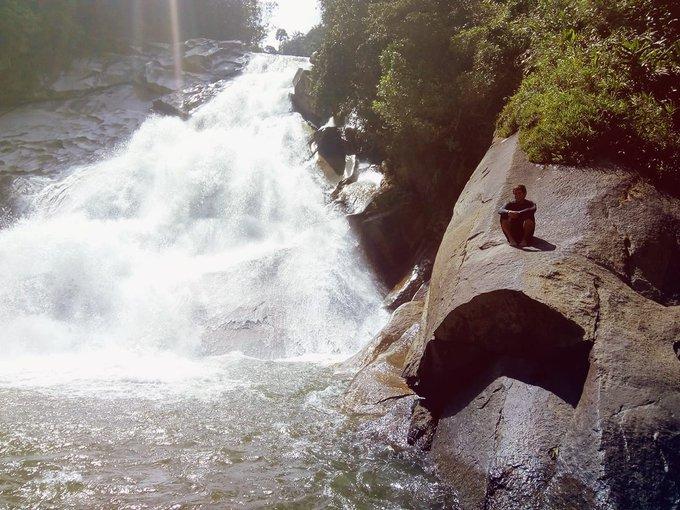 Cascada velo de esposa. Alejandría, Antioquia. #spamdepuebloscolombianos #SigamonosLosBuenos Photo