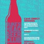 Image for the Tweet beginning: The Duke's Head Beer Club