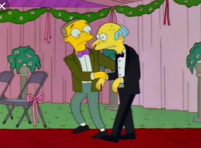 Los Simpson también predijeron el nombramiento de Menotti como Director de las Selecciones Nacionales. Foto