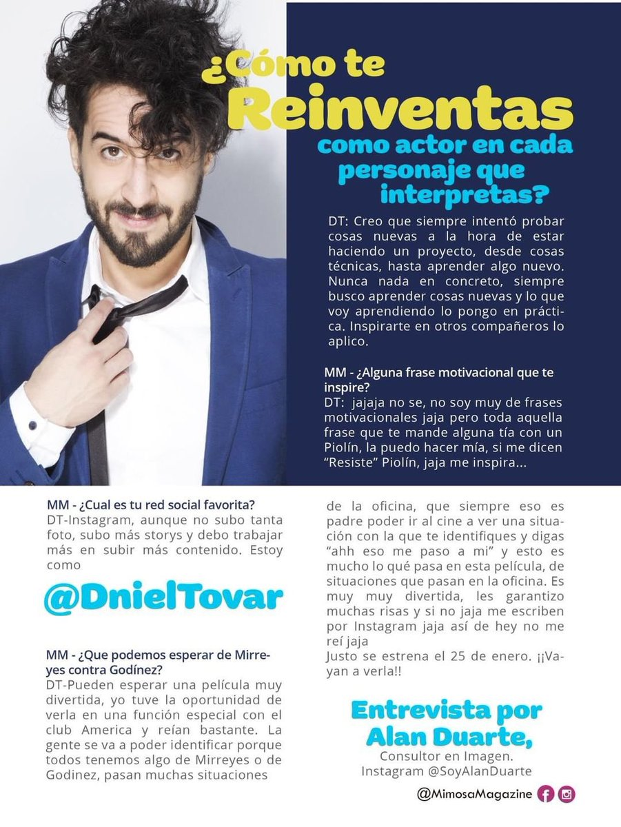 Emti On Twitter De Actor A Godínez No Te Pierdas La