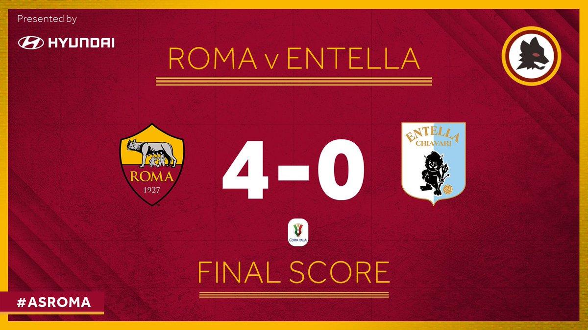 AS Roma's photo on #CoppaItalia