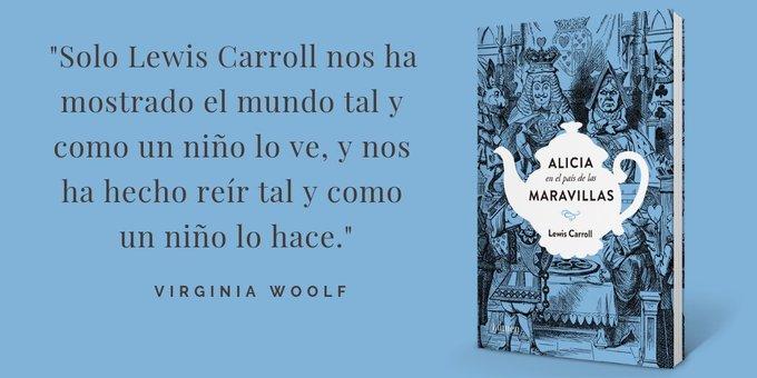 Un día como hoy pero de 1898 moría el escritor inglés Lewis Carroll, autor de Alicia en el país de las maravillas: Foto