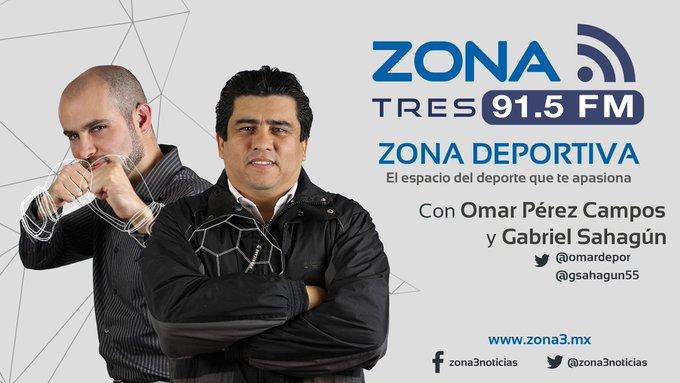 Luego de tener un intenso fin de semana deportivo, #LaBuenaVidaEs sentarnos un momento y disponernos a escuchar la #ZonaDeportiva con @gsahagun55 y @omardepor, sólo aquí, por el FM 😃👌⚽⚾🏀🏈🎾 Foto