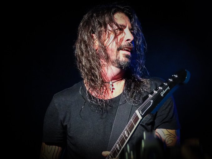 Happy 50th Birthday, Dave Grohl!!!