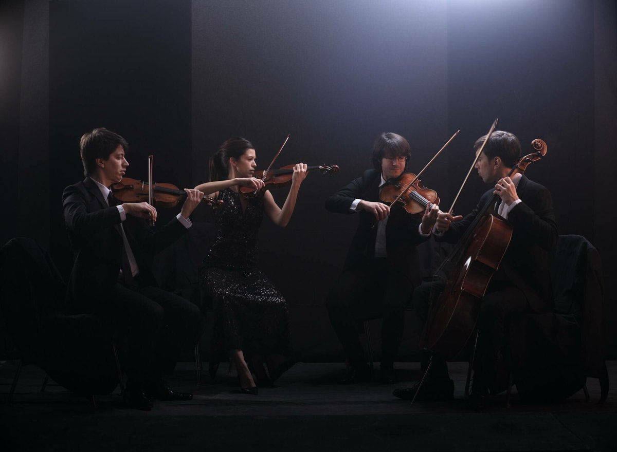 Quartet Gerhard On Twitter Serem A La String Quartet Biennale