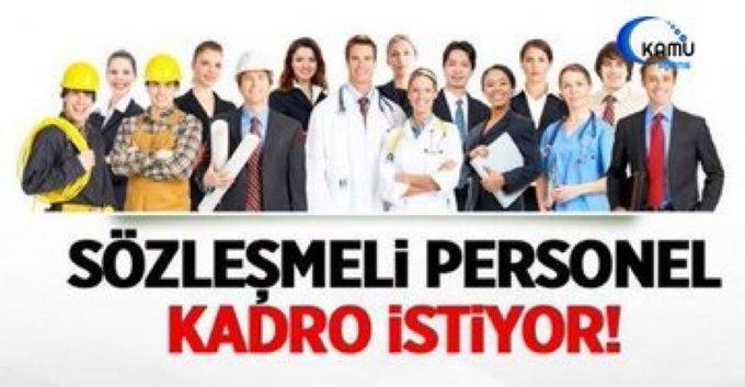 Seçim öncesi kadro #SözleşmlyeKadroCumhurdan #RT_erdogan Photo