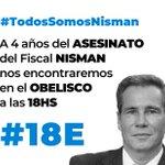 Alberto Nisman Twitter Photo