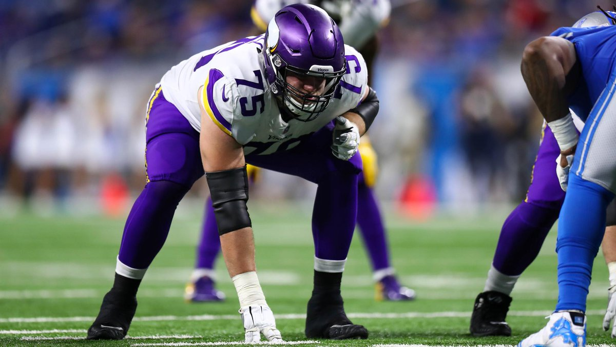 .@CourtneyRCronin names @brian_oneill_ as the #Vikings top rookie in 2018.  📰: https://t.co/L2DRKWuqOX