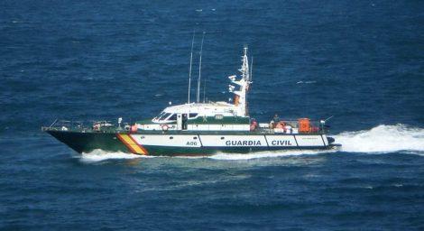 La Guardia Civil busca el cuerpo de Romina en el litoral lanzaroteño. La Guardia Civil confirmado que este lunes, día 14 de enero, han comenzado las labores de búsqueda en el litoral marítimo de Lanzarote del cuerpo de Romina Foto