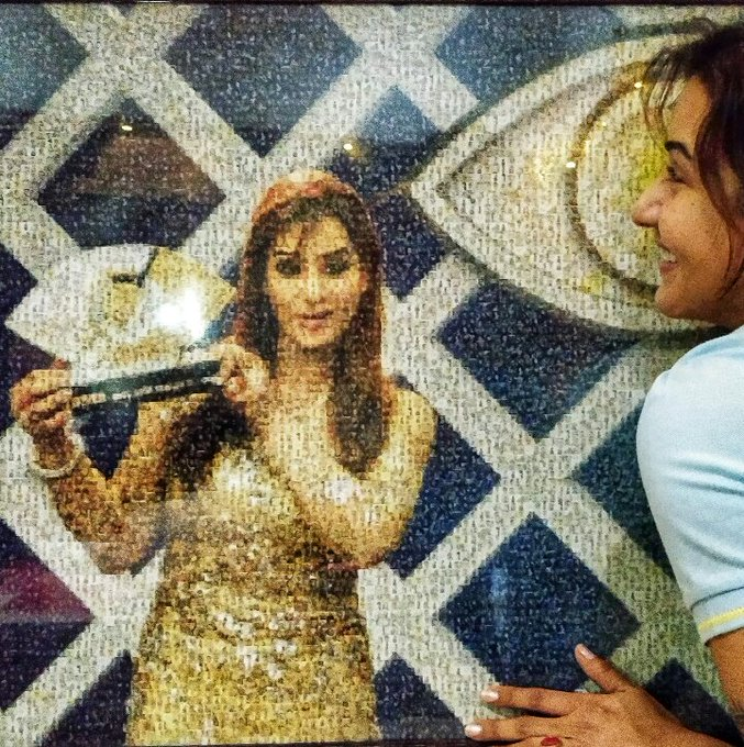 Love yourself first and everything else falls into line. You really have to love yourself to get anything done in this world. #ShilpaShindeDay Photo