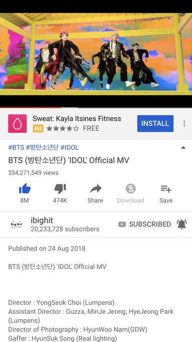 Stream Idol and Waste it one me ARMYs!! #WasteItOnIDOL #TeamRed @BTS_twt Foto