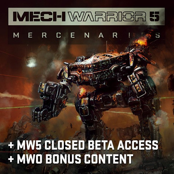 MechWarrior5Mercs on Twitter: