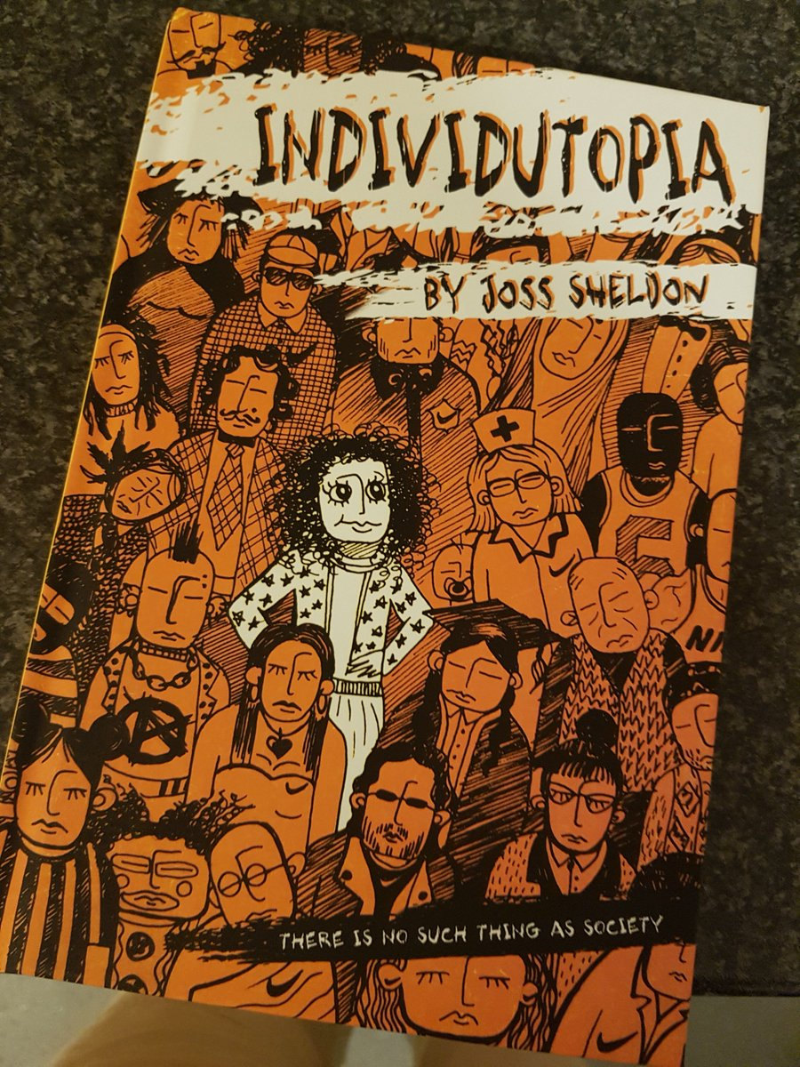 Just finished this by the brilliant @JossSheldon. Can't recommend it highly enough.  No, he's not paying me to say this.