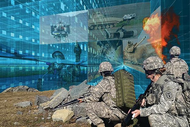 The @USArmy is embracing #AI in order to compete against potential adversaries: https://t.co/klA7ooU4Wh