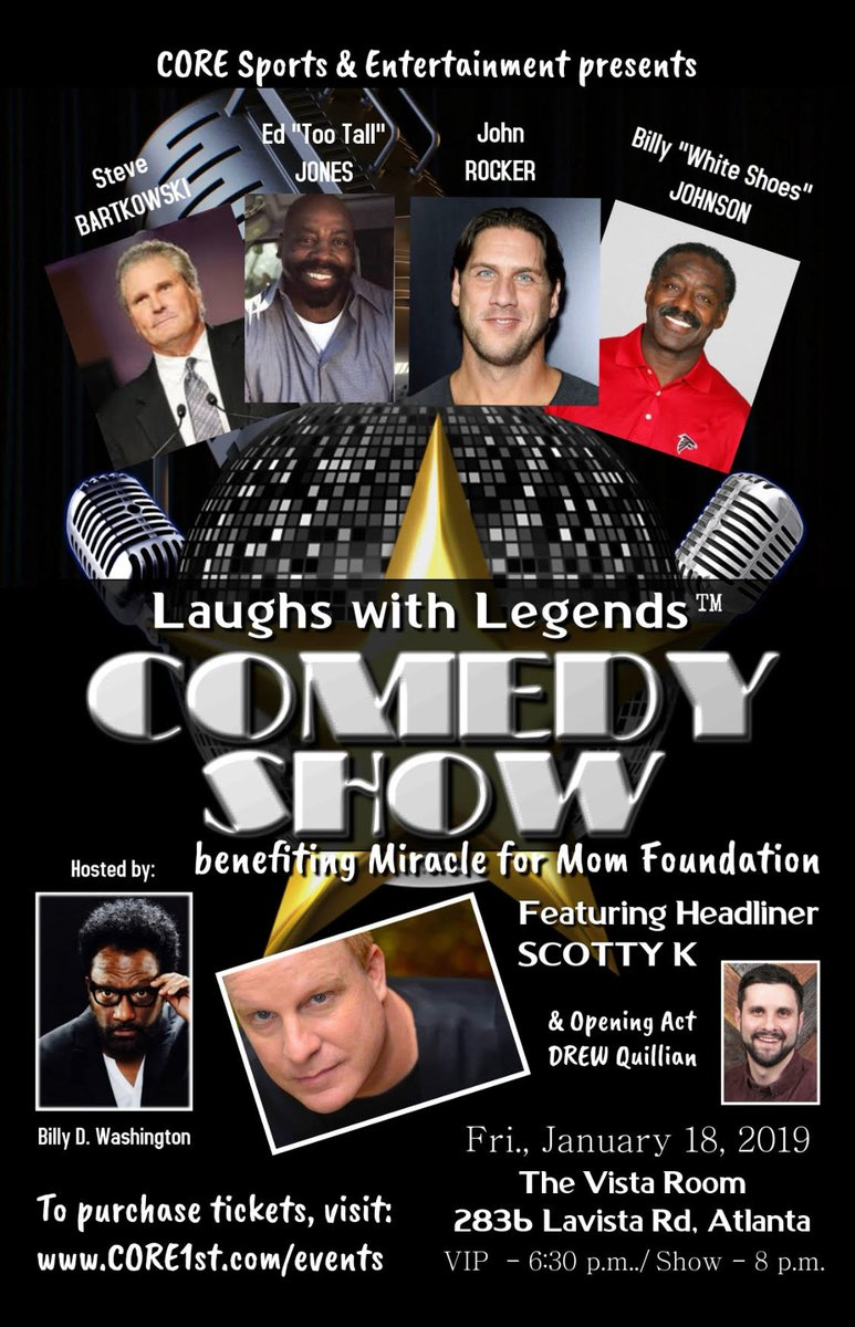 I Hope Everyone Had A Great Holiday Season Stop By And Sayo If You Will Be In The Atlanta Area This Is One Funny Showpic Twitter Com Msvhxnulxh