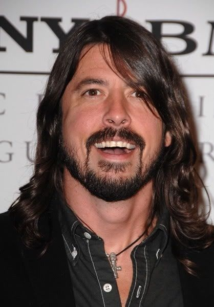 Happy 50th Birthday to the one and only - Dave Grohl