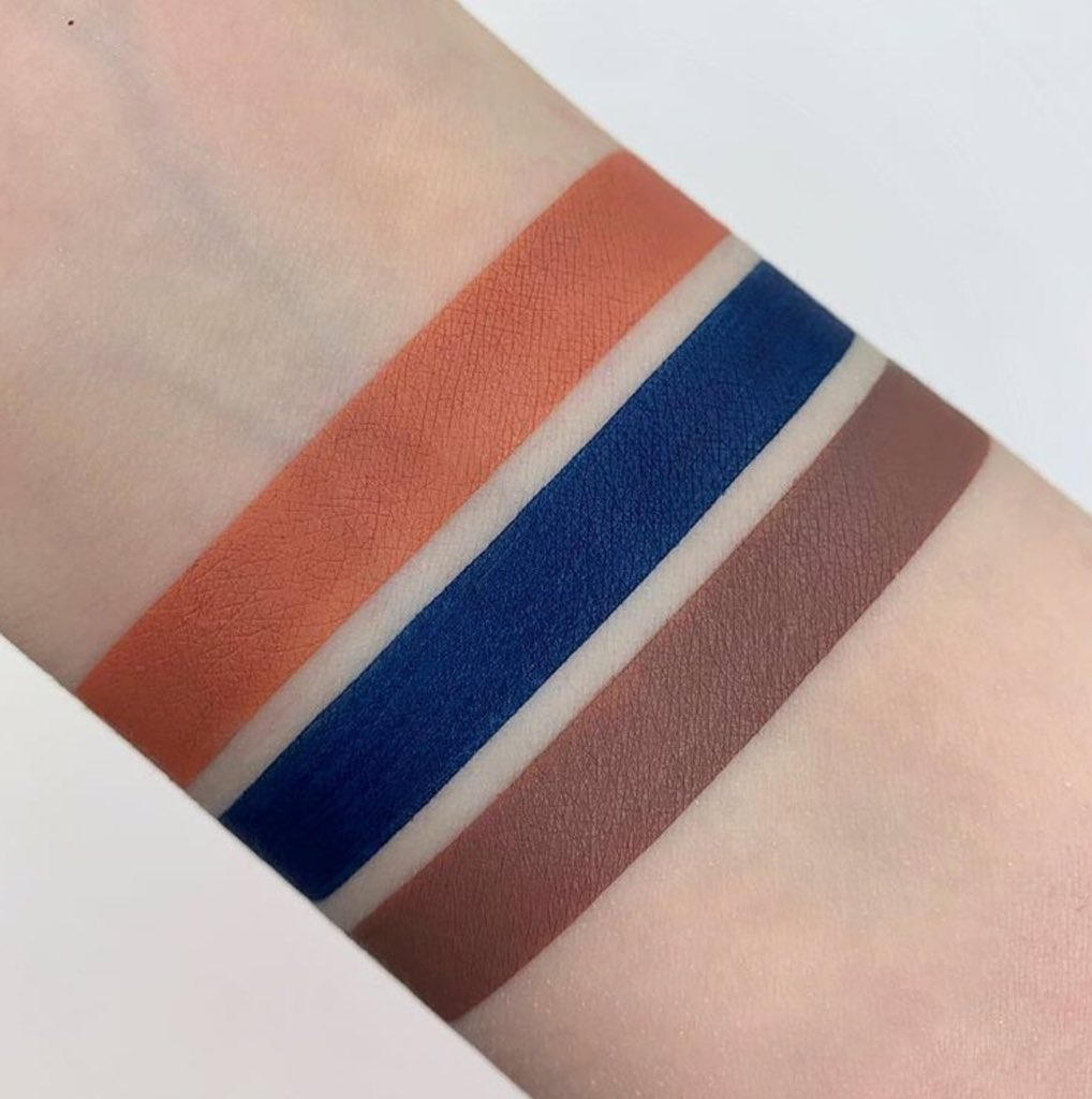 Pressed Pigment by melt #4