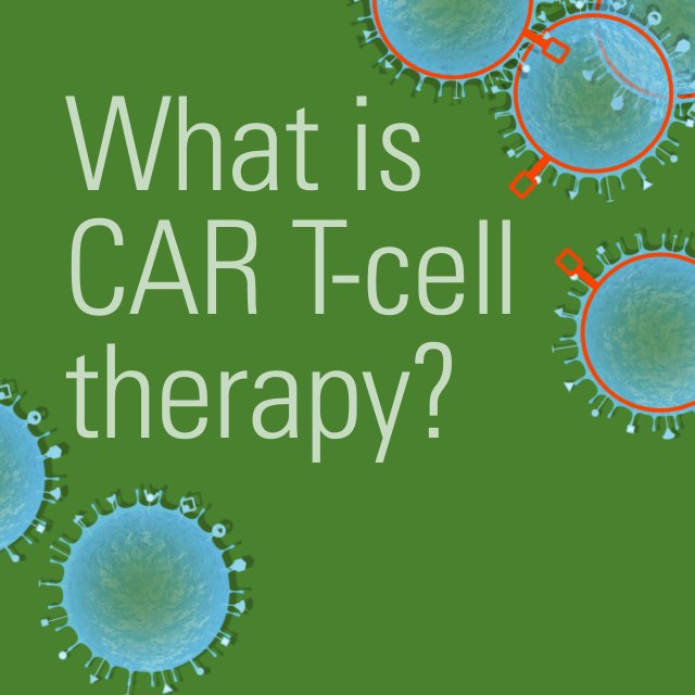 Image for the Tweet beginning: CAR T cell therapy is
