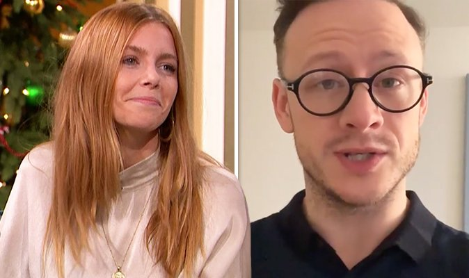 Stacey Dooley shows support for Kevin Clifton as he launches new venture away from #Strictly https://t.co/ZjXyPyQMXA