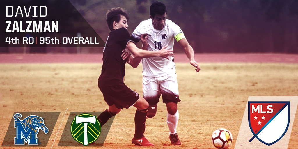 Closing us out strong in the @MLS #SuperDraft - David Zalzman is heading to the Portland Timbers! Congratulations! <br>http://pic.twitter.com/XTaz2qRYXM