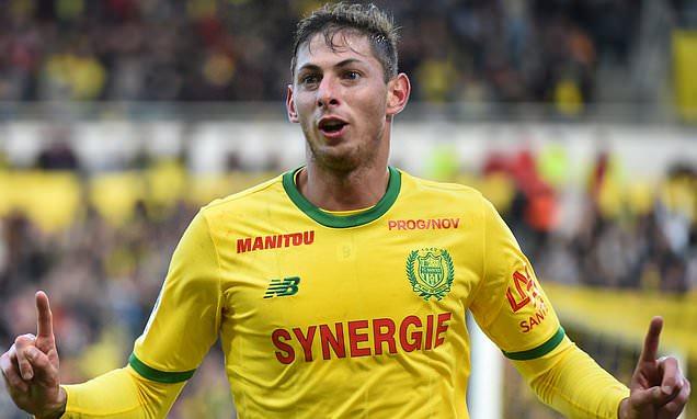 Cardiff close to sealing £20million move for Nantes striker Emiliano Sala Photo