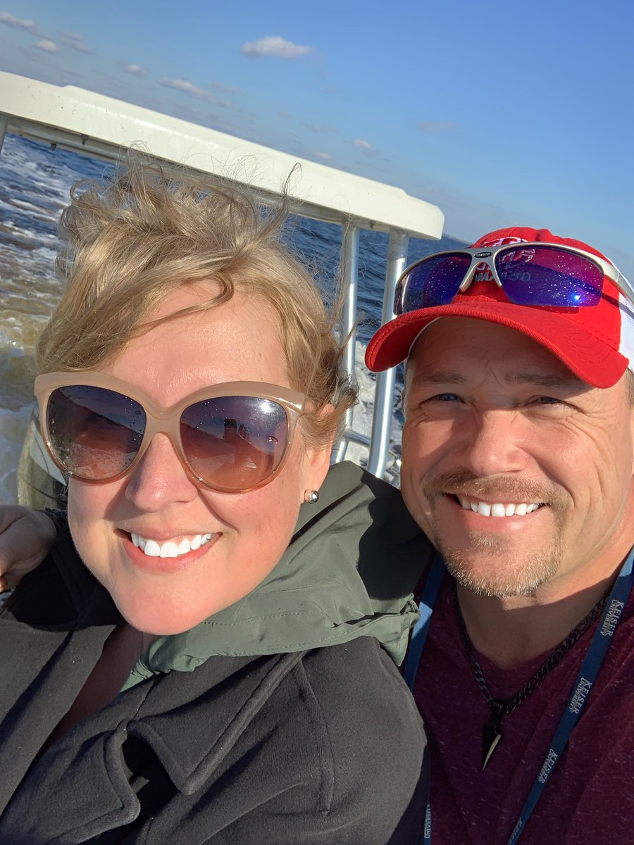 Beautiful day on the water with my wife!! #BestFriend #Queen #fishing #SaltLife #panamacity #boat #seafox #lovemywife<br>http://pic.twitter.com/TNhzanMQw5