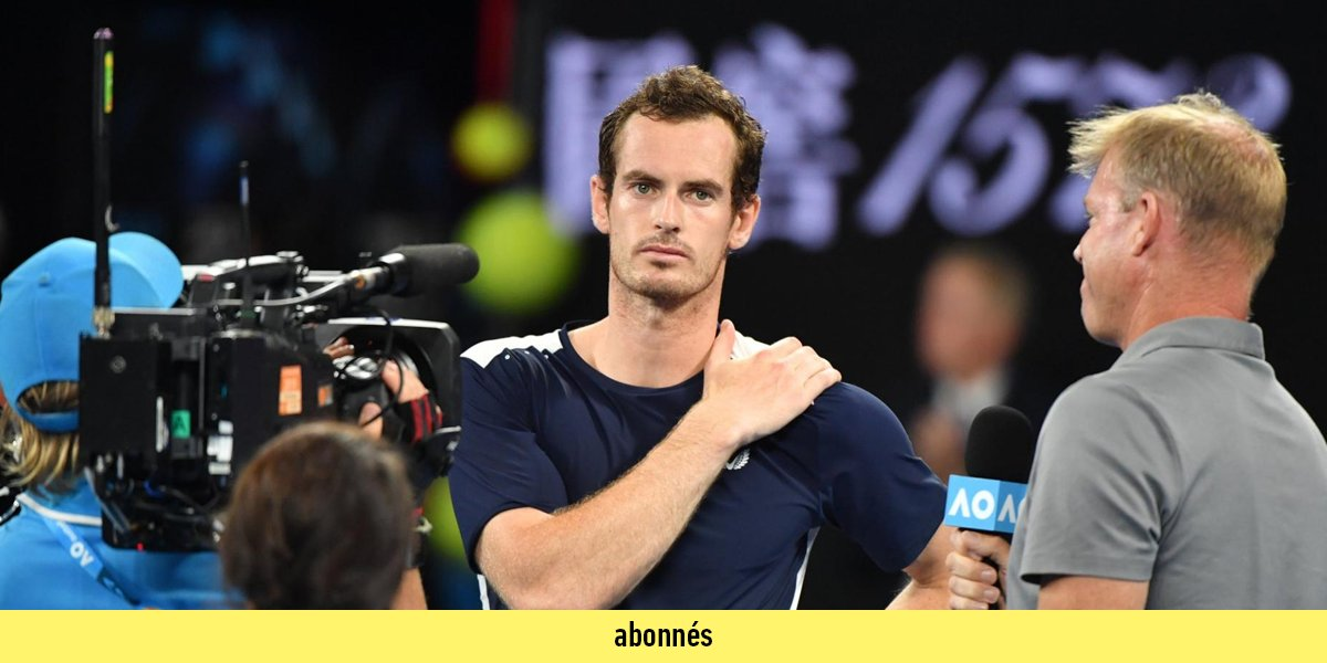 Le crépuscule d&#39;Andy Murray à l&#39;Open d&#39;Australie  http:// ow.ly/35BL30njg1V  &nbsp;  <br>http://pic.twitter.com/J5ACtwrXQU