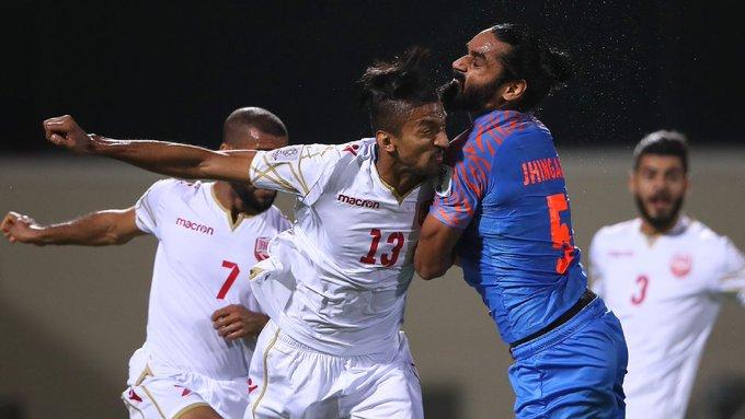 India player ratings - Jhingan 8/10, Halder 5/10 in loss to Bahrain Photo
