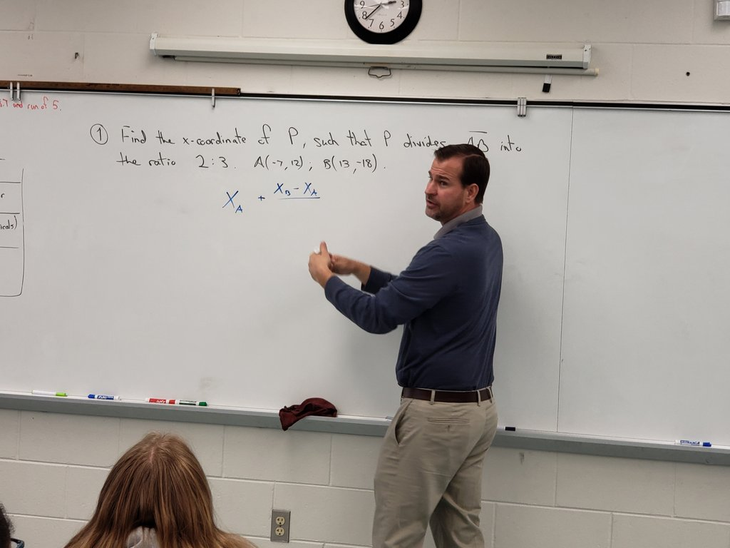 test Twitter Media - Mr. Snure's geometry class is creating real world problems involving trigonometric ratios. #SOMS #Geometry #EveryStudentFutureReady https://t.co/MMiSjC7oEC