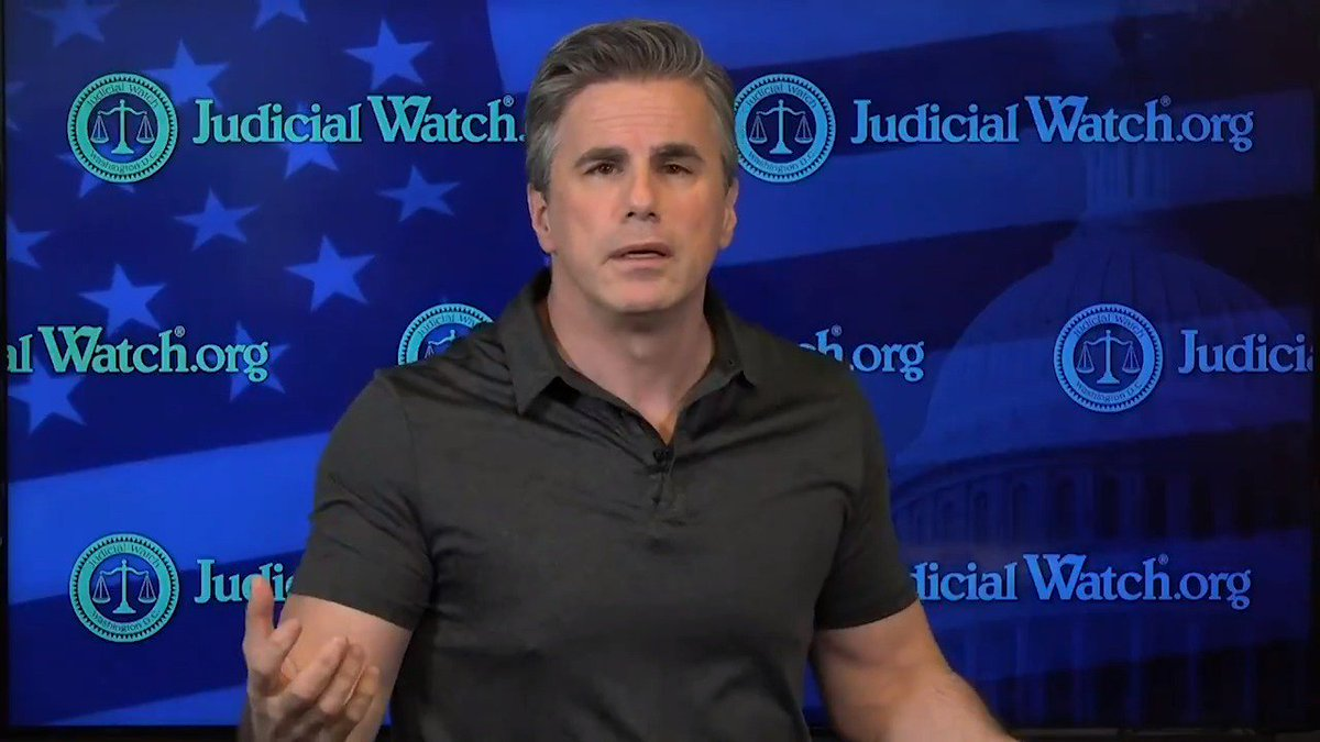 For the first time in a generation, we have a president who is beginning to tell the truth about the crisis on the border. @RealDonaldTrump @JudicialWatch
