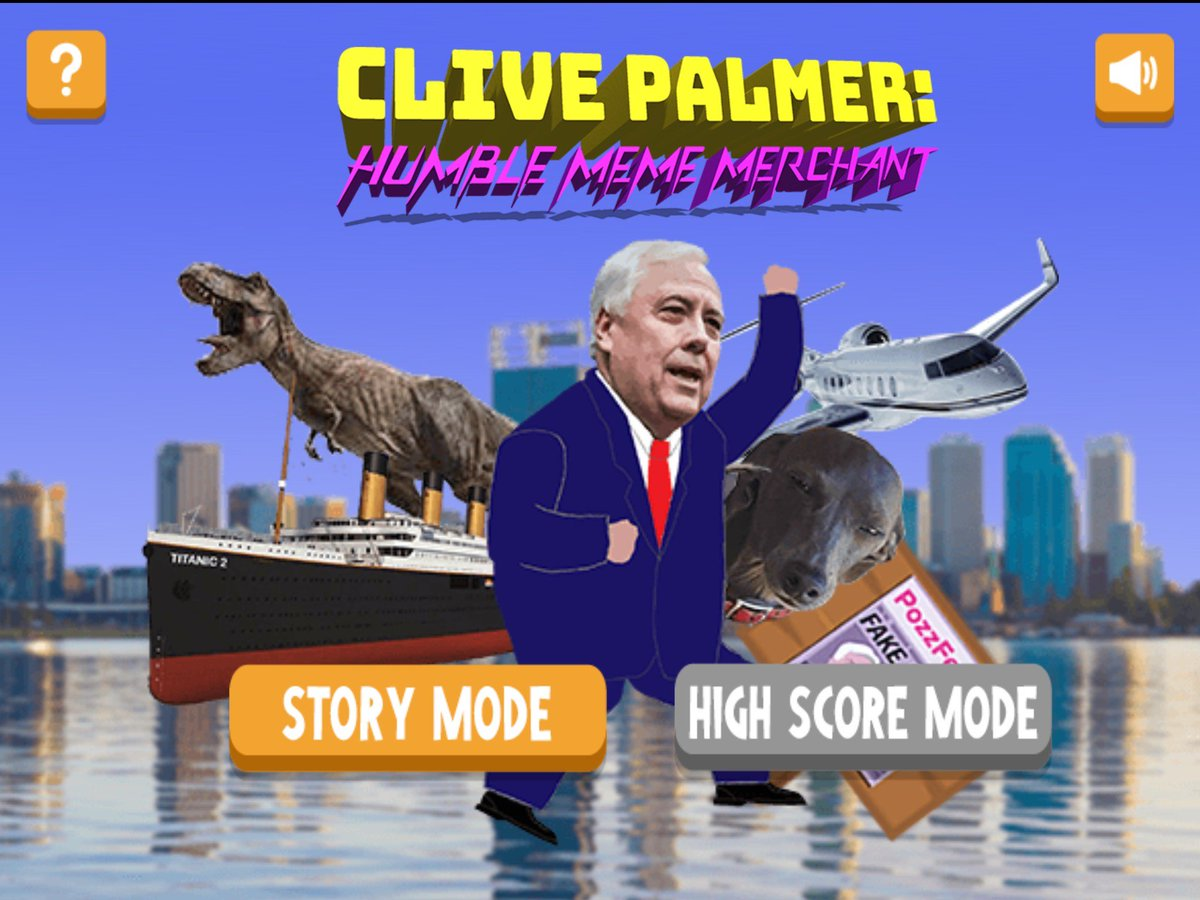 ABC Politics's photo on clive palmer