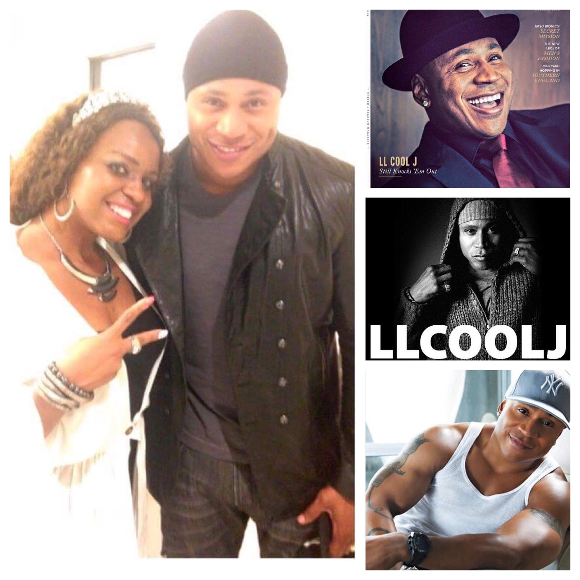 "Happy Birthday Mr. \""LL Cool J\"" Smith!"