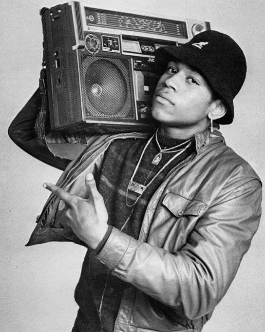 Happy Birthday LL Cool J Watch LL s best throwbacks on