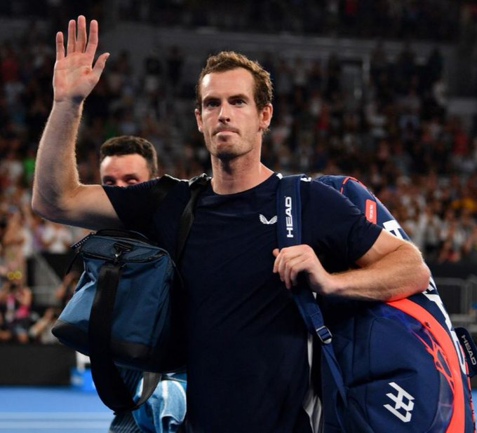 Thanks for the memories, @andy_murray! The emotional champion was reduced to tears as he made an unforgettable final appearance at Melbourne Park. ❤️ #AusOpen Photo