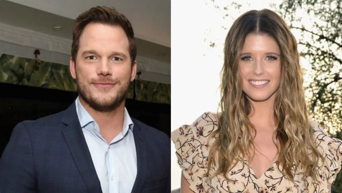 I Am Groot: Chris Pratt & Katherine Schwarzenegger's Light Speed Engagement Has Twitter Side-Eyeing & Minding Their Business Photo: Donato Sardella/Michael Kovac / Getty Photo