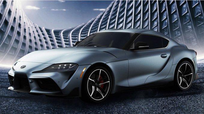 2020 Toyota Supra: Tons of new photos Photo