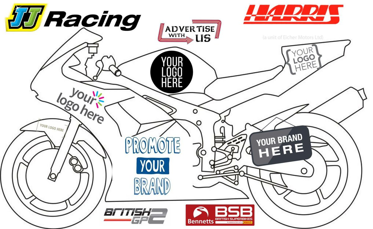 #PleaseRetweet We are looking for YOU!! Competing in British GP2 - An exciting opportunity to get your brand on view at @OfficialBSB - The UK&#39;s biggest motor racing events! Please get touch #JJ55 #BSB2019 #Moto2 #BrandAwareness #Partnership #Advertising #sponsorship<br>http://pic.twitter.com/FSTtICPuWk