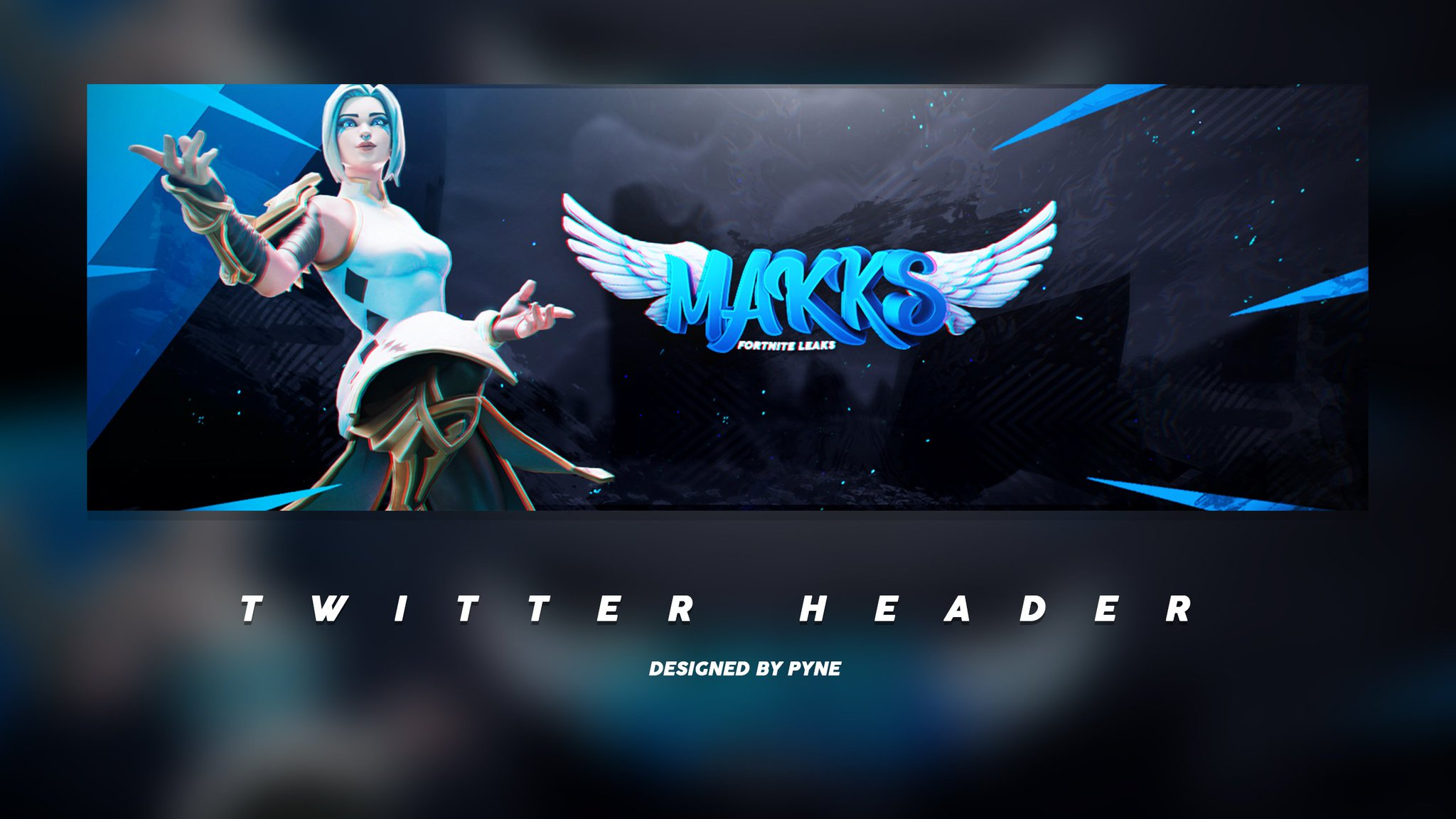 Pyne On Twitter Fortnite Twitter Header Makksbr Rt S And