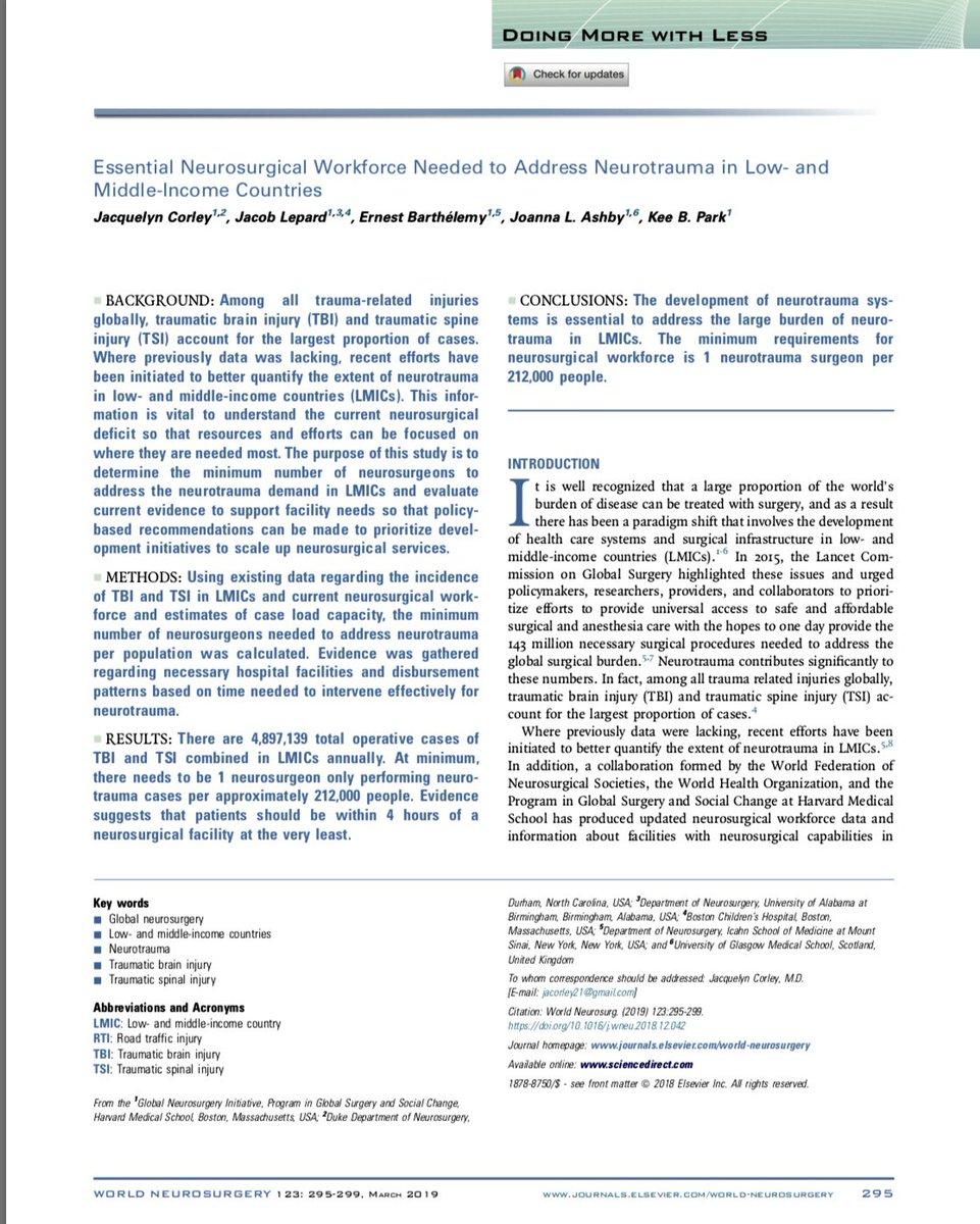 Media Tweets by World Neurosurgery Journal (@WorldNeurosurg) | Twitter