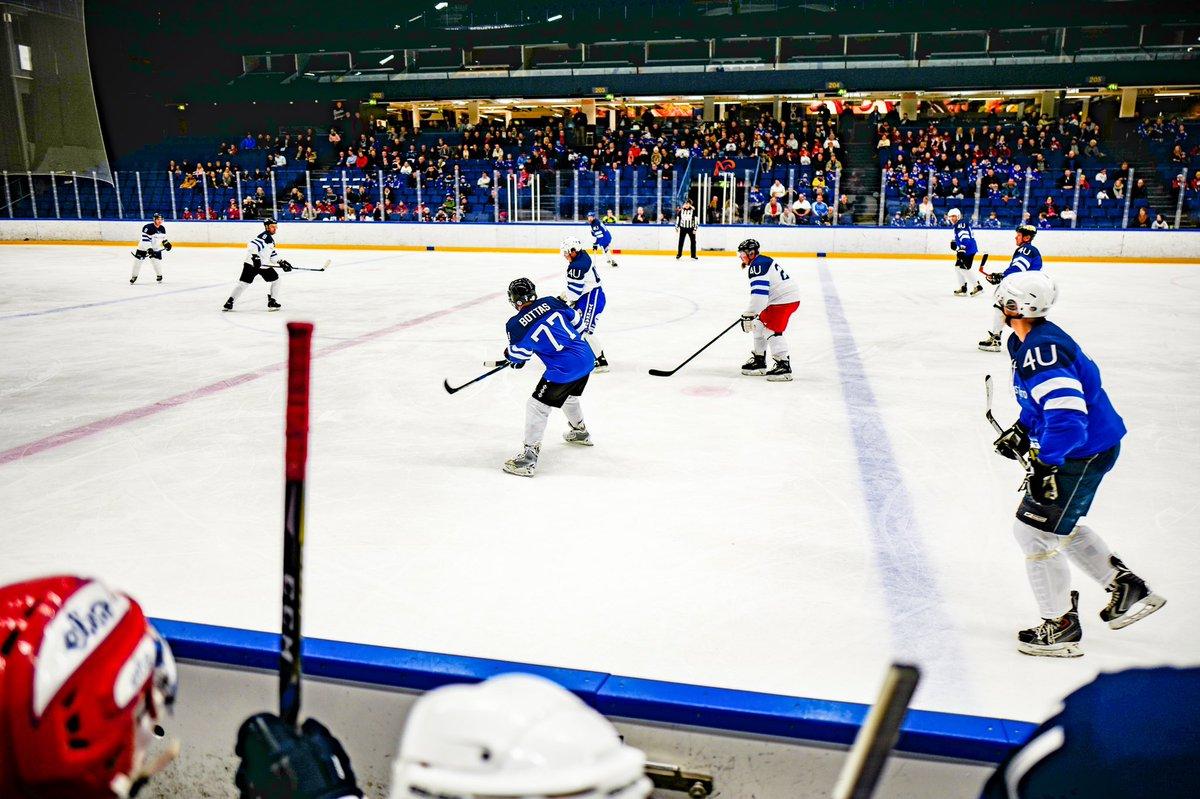 Valtteri Bottas On Twitter Fun Charity Hockey Game Tonight For