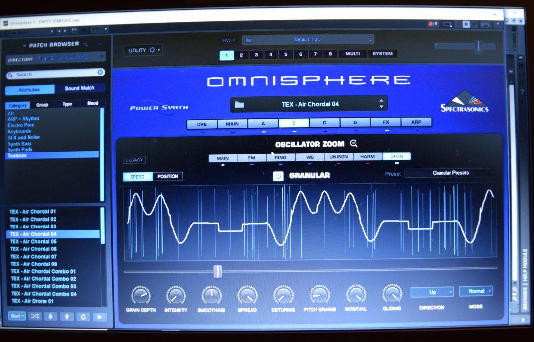 omnisphere hashtag on Twitter