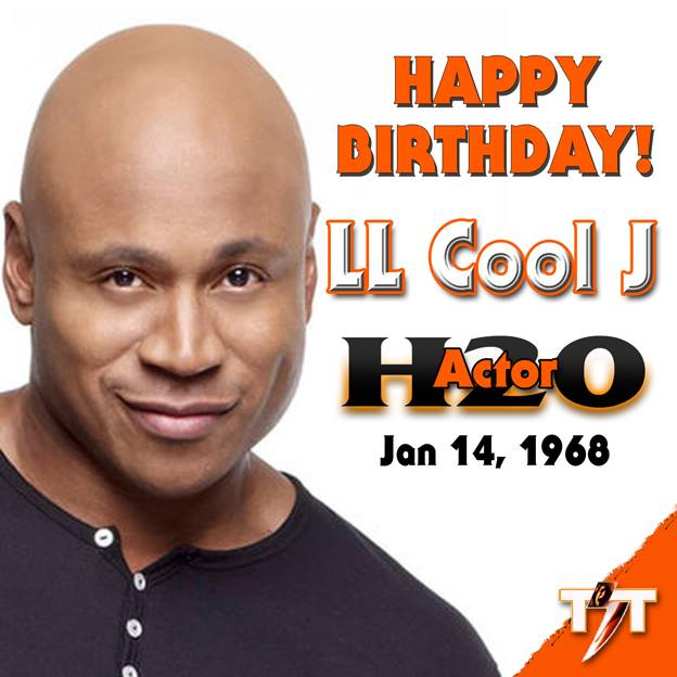 Happy Birthday! James Todd Smith (LL COOL J)