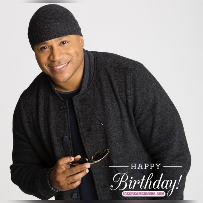 Happy 51st Birthday       What\s your fave LL Cool J song?
