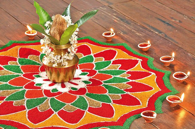 Thai Pongal Valthukkal to all those celebrating! #ThaiPongal 🙏🏾 Photo