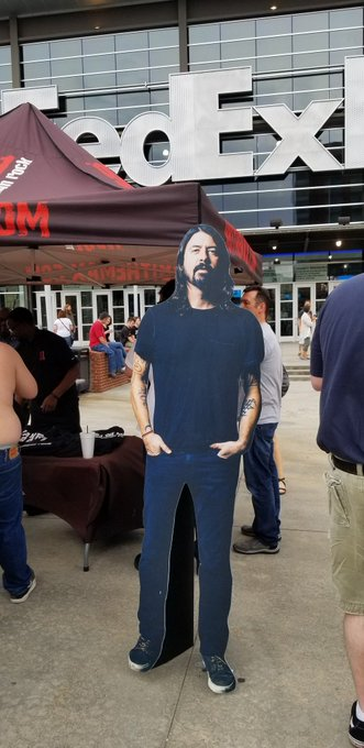 HAPPY 50TH BIRTHDAY DAVE GROHL!