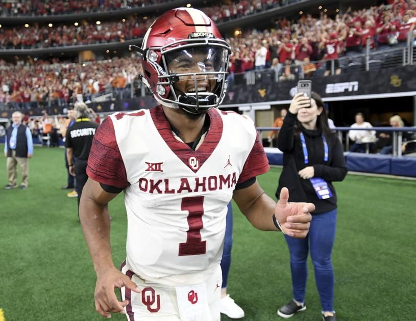 OU Football: Kyler Murray declares for #NFLDraft https://t.co/QLlhBvemXa #Sooners via @EricBaileyTW